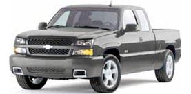 Silverado 1500 Extended Cab