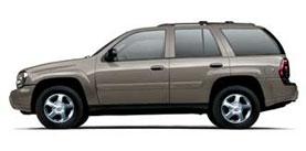 2006 Chevrolet TrailBlazer LS 4D Sport Utility