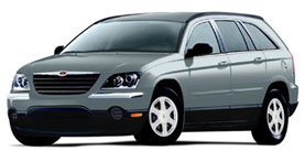 2006 Chrysler Pacifica 4dr Wgn Touring FWD