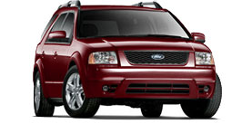 2006 Ford Freestyle Limited 4D Station Wagon