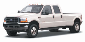 2006 Ford Super Duty F-350 King Ranch 4D Crew Cab
