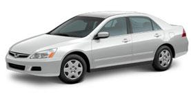 2006 Honda Accord Sdn LX AT