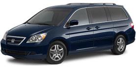 2006 Honda Odyssey EX-L 4D Passenger Van