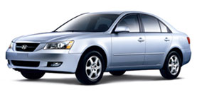 2006 Hyundai Sonata GL Sedan 4D