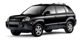 2006 Hyundai Tucson 4D Sport Utility