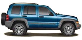 2006 Jeep Liberty Sport 4D Sport Utility