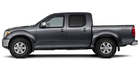 Nissan Frontier Crew Cab 4.0L Automatic Nismo