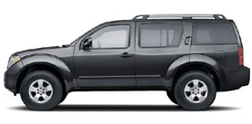 2006 Nissan Pathfinder SE 2WD