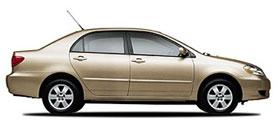 2006 Toyota Corolla CE 4D Sedan