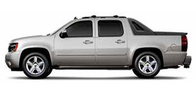 Chevrolet Avalanche 4WD Crew Cab 130 LT w/3LT