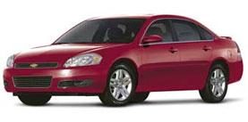 2007 Chevrolet Impala LT 4D Sedan