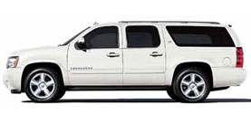 2007 Chevrolet Suburban LTZ