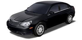 2007 Chrysler Sebring Touring 4D Sedan