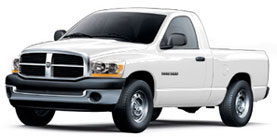 2007 Dodge Ram 3500 4WD Quad Cab 60 CA 163.5 WB
