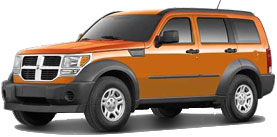 2007 Dodge Nitro 2WD 4dr SXT