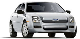 2007 Ford Fusion S I4
