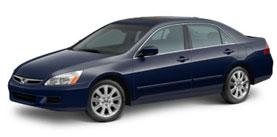 2007 Honda Accord EX-L 4D Sedan