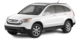 2007 Honda CR-V EX-L 4D Sport Utility