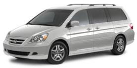 2007 Honda Odyssey EX-L 4D Passenger Van
