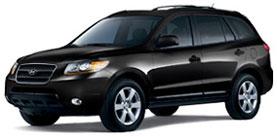2007 Hyundai Santa Fe 4D Sport Utility