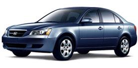 2007 Hyundai Sonata GLS 4D Sedan