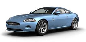 2007 Jaguar XK 2D Coupe