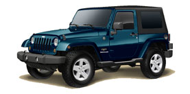 Jeep Wrangler 4WD 2dr Sahara