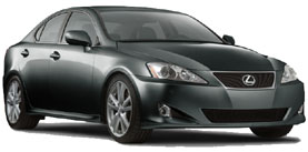 Lexus IS 250 4dr Sport Sdn Auto RWD
