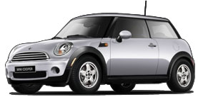 2007 MINI Cooper Hardtop COUPE MOON