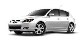 2007 Mazda 3 Wagon 5-Door Manual s Touring