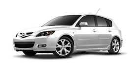 2007 Mazda 3 Wagon 5-Door Automatic s Touring