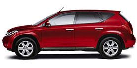 2007 Nissan Murano SL 4D Sport Utility