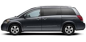 2007 Nissan Quest 3.5 S 4D Passenger Van