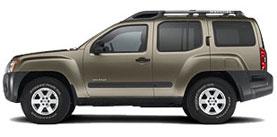 2007 Nissan Xterra X 4D Sport Utility