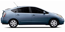 2007 Toyota Prius Touring 4D Sedan