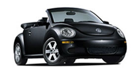 2007 Volkswagen New Beetle Convertible 2.5L