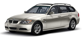 2008 BMW 3 Series Wagon