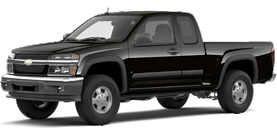 2008 Chevrolet Colorado Extended Cab