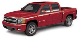 Chevrolet Silverado 1500 2WD Crew Cab 143.5 LT w/1LT