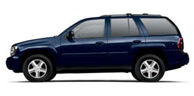 2008 Chevrolet TrailBlazer -
