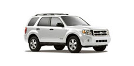 2008 Ford Escape XLT 4D Sport Utility