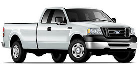 2008 Ford F-150 2WD Reg Cab 145 XL