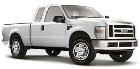 2008 Ford Super Duty F-250 4D Crew Cab