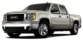 GMC Sierra 2500 HD Crew Cab SLE Pickup 4D 6 1/2 ft
