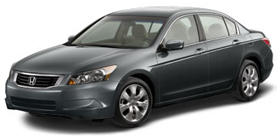 2008 Honda Accord EX-L Sedan 4D