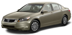 Honda Accord Sedan 4dr I4 Auto EX-L