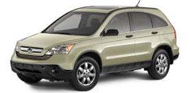 2008 Honda CR-V EX 4D Sport Utility
