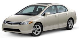 2008 Honda Civic Sdn EX