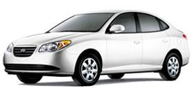 2008 Hyundai Elantra 4D Sedan