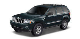 2008 Jeep Grand Cherokee LIMI
